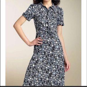 Diane Von Furstenburg Pollyanna Dress sz 0